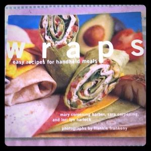 Wraps Cookbook